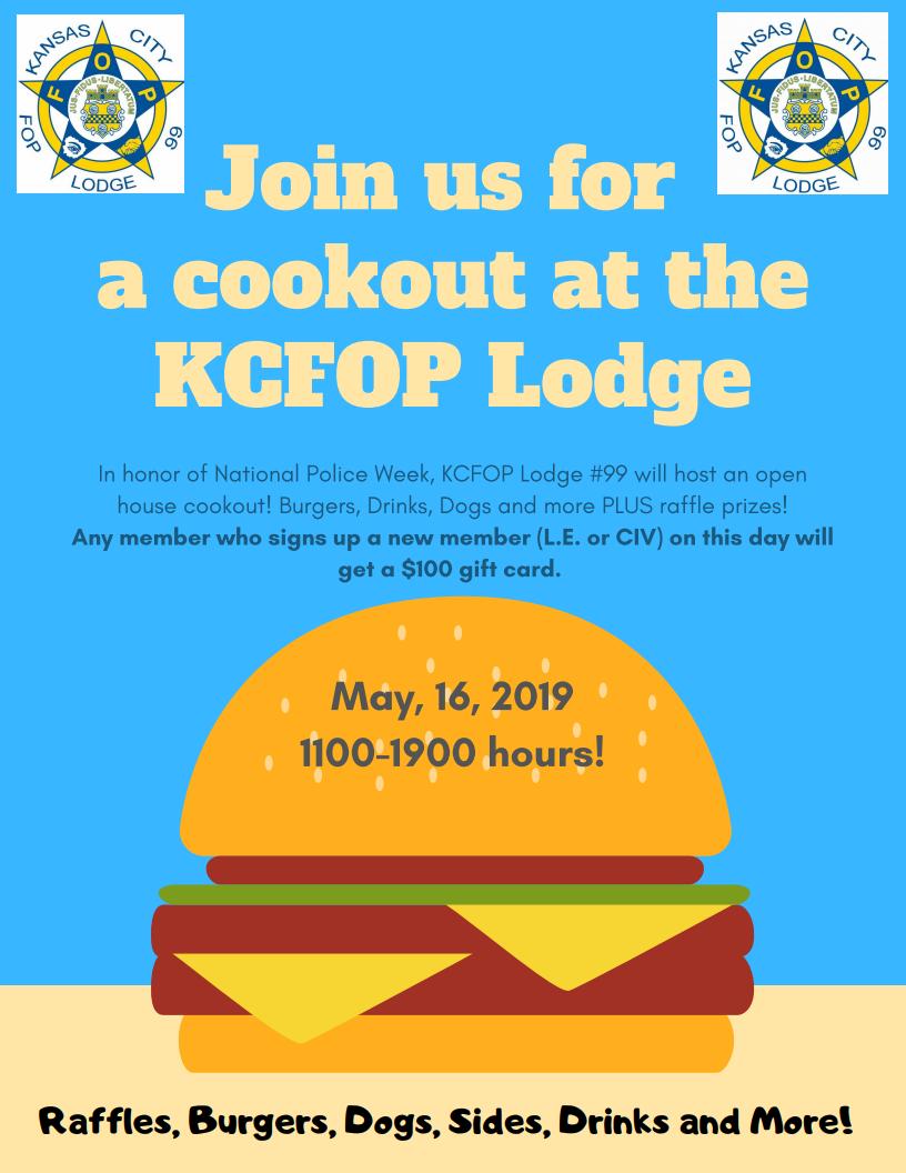 Kansas City FOP Lodge 99